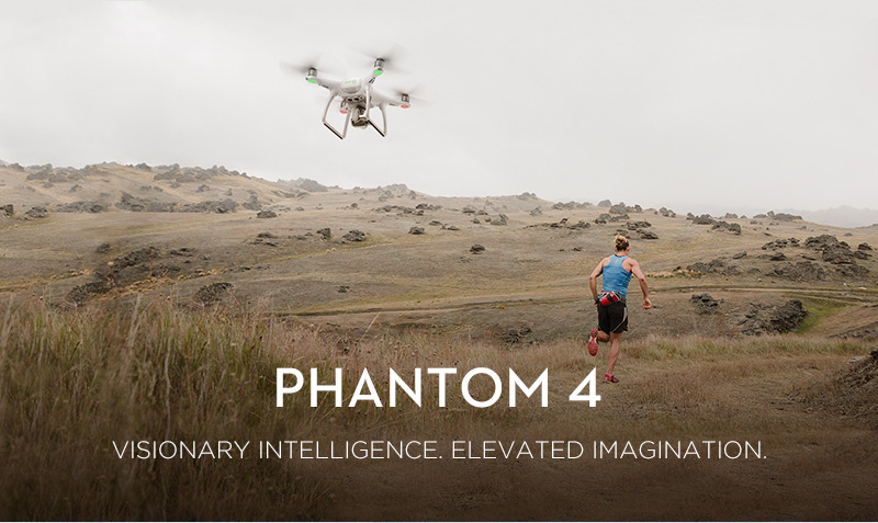 phantom 4 intro