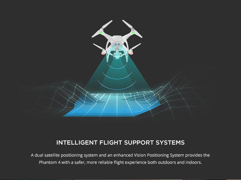 phantom 4 intelligent flight