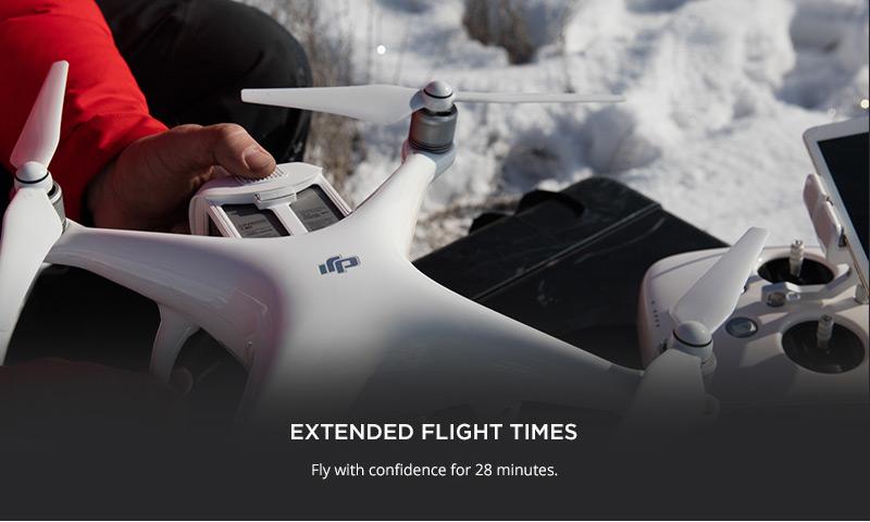 phantom 4 flight time